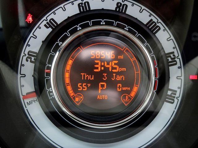 2012 Fiat 500c Gucci Madison, NC 17