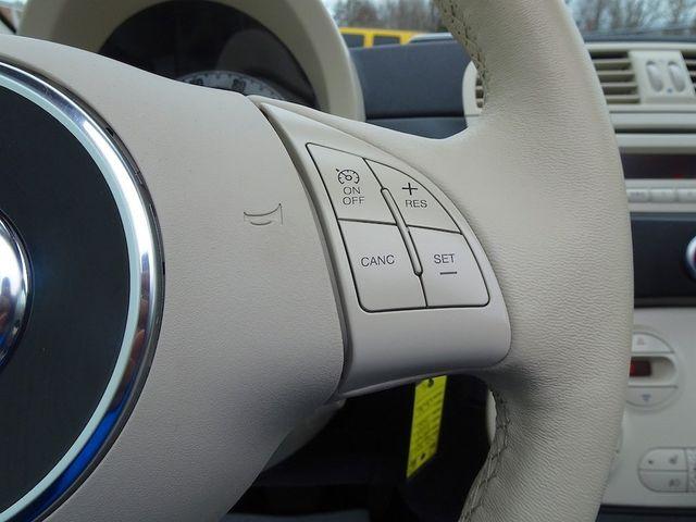 2012 Fiat 500c Gucci Madison, NC 18