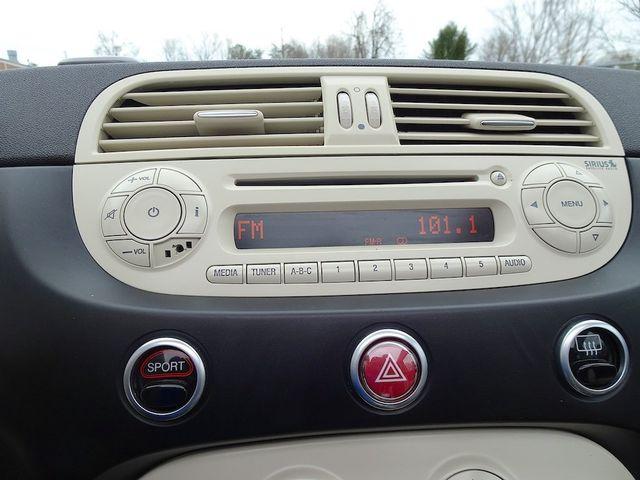 2012 Fiat 500c Gucci Madison, NC 20
