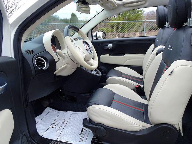 2012 Fiat 500c Gucci Madison, NC 27