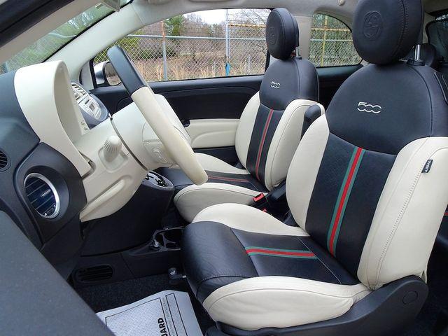 2012 Fiat 500c Gucci Madison, NC 28