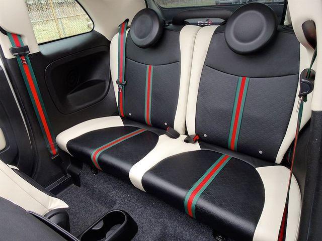 2012 Fiat 500c Gucci Madison, NC 29