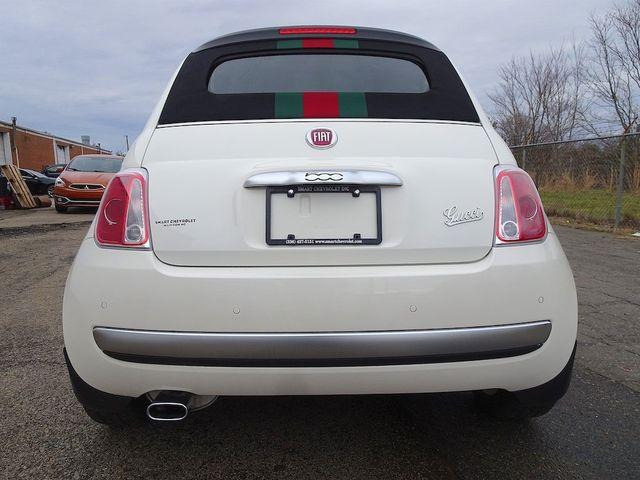2012 Fiat 500c Gucci Madison, NC 3