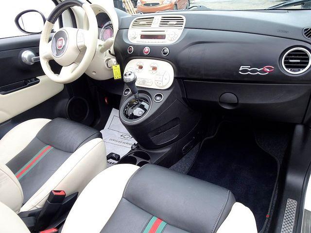 2012 Fiat 500c Gucci Madison, NC 31