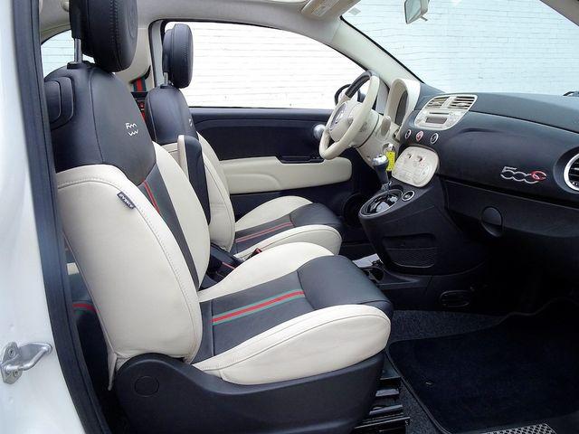 2012 Fiat 500c Gucci Madison, NC 34