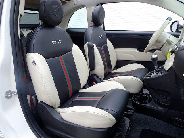 2012 Fiat 500c Gucci Madison, NC 35