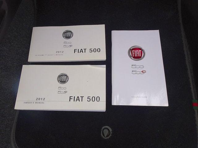 2012 Fiat 500c Gucci Madison, NC 42