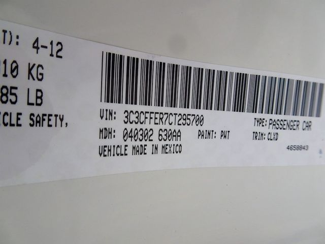 2012 Fiat 500c Gucci Madison, NC 43