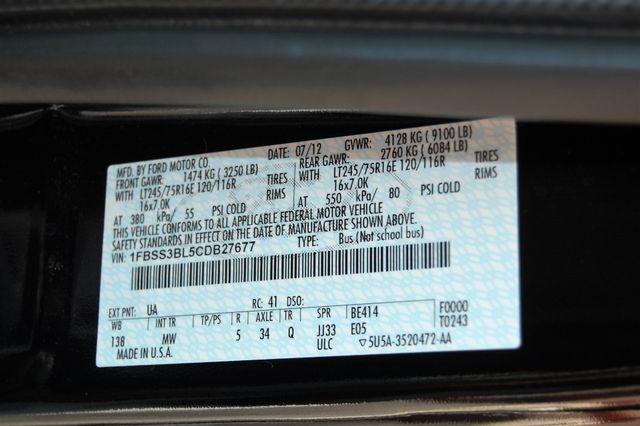 2012 Ford 10 Pass. TV / DVD Charlotte, North Carolina 20