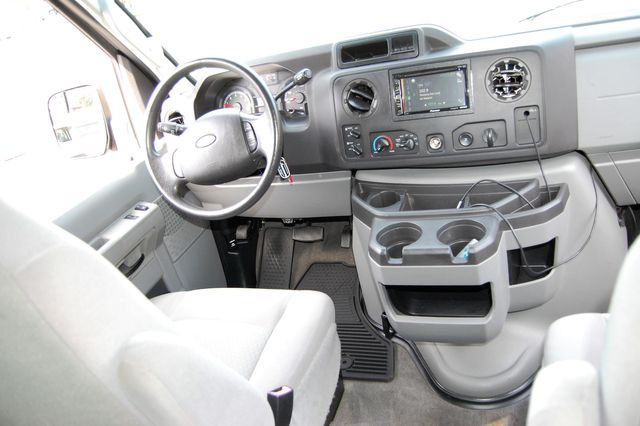 2012 Ford 15 Pass. Dually Charlotte, North Carolina 14