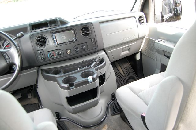 2012 Ford 15 Pass. Dually Charlotte, North Carolina 15