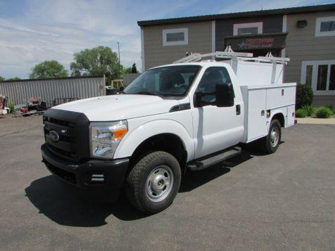 2012 Ford  F-250 4x4 Reg Cab Service Utility Truck  in St Cloud, MN