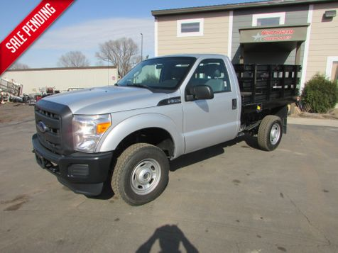 2012 Ford 2012 Ford F-350 4x4 Low Miles W/Flatbed  in St Cloud, MN