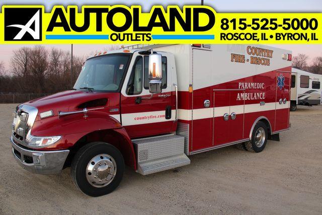 2012 Ford Ambulance