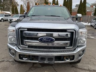 2012 Ford Diesel Super Duty F-250 Pickup  Lariat Flatbed  city MA  Baron Auto Sales  in West Springfield, MA