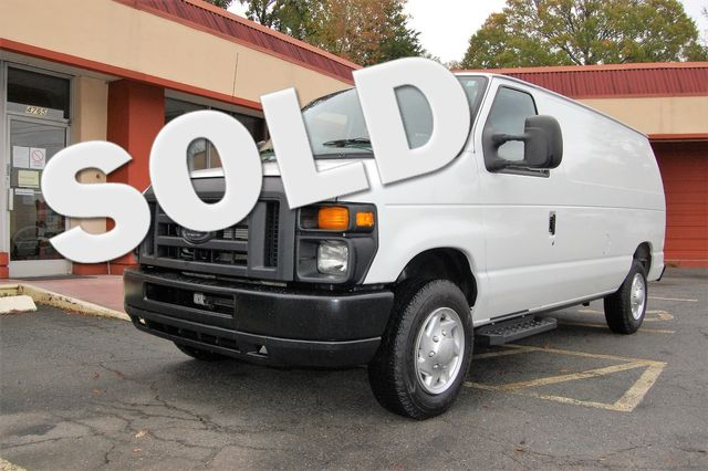 2012 Ford E-150 Cargo Van Charlotte, North Carolina 0