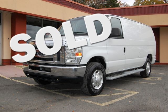 2012 Ford E-250 Cargo Van Charlotte, North Carolina 0