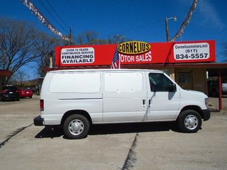 2012 Ford E-Series Cargo Van Commercial   Fort Worth, TX   Cornelius Motor Sales in Fort Worth TX