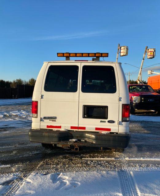 2012 Ford E-Series Cargo Van Super Duty Commercial Hoosick Falls, New York 3