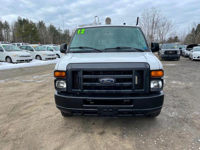 2012 Ford E-Series Cargo Van Commercial Hoosick Falls, New York 1