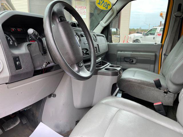2012 Ford E-Series Cargo Van Super Duty Commercial Hoosick Falls, New York 6