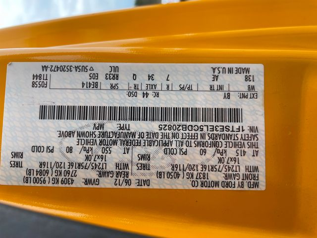 2012 Ford E-Series Cargo Van Super Duty Commercial Hoosick Falls, New York 8