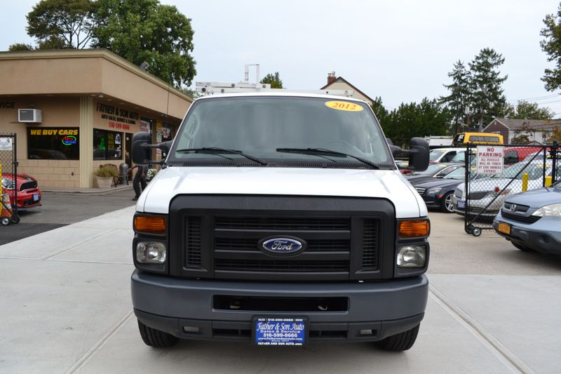 2012 Ford E-Series Cargo Van Commercial  city New  Father  Son Auto Corp   in Lynbrook, New