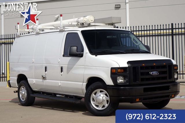 2012 Ford E250 Cargo Van One Owner Clean Carfax