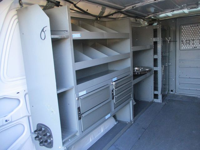 2012 Ford E-Series Cargo Van Ladder Rack Bins & Bulk Head in Plano Texas, 75074