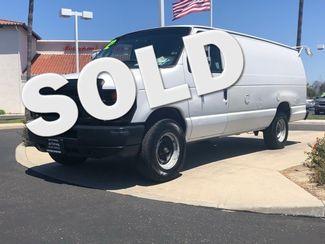 2012 Ford E-Series Cargo Van Super Duty Commercial | San Luis Obispo, CA | Auto Park Sales & Service in San Luis Obispo CA