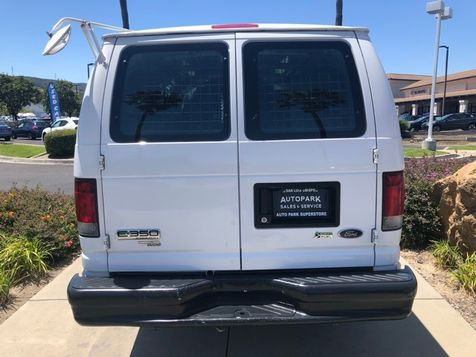 2012 Ford E-Series Cargo Van Super Duty Commercial | San Luis Obispo, CA | Auto Park Sales & Service in San Luis Obispo, CA