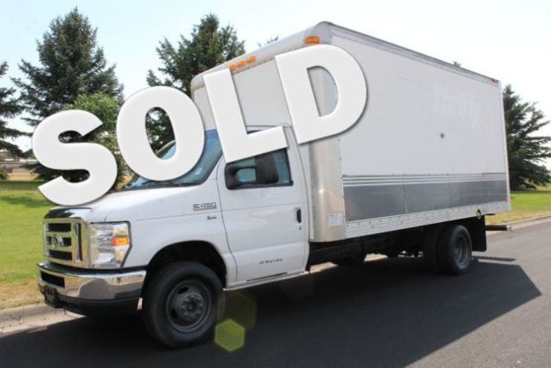 2012 Ford E-Series Cutaway E450  city MT  Bleskin Motor Company   in Great Falls, MT