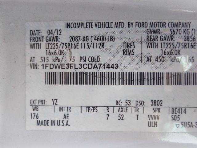 2012 Ford E-Series Cutaway Hoosick Falls, New York 6