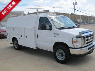 2012 Ford E350 KUV by Knapheide 1 Owner, Nav, New Engine/Tires in Plano Texas, 75074