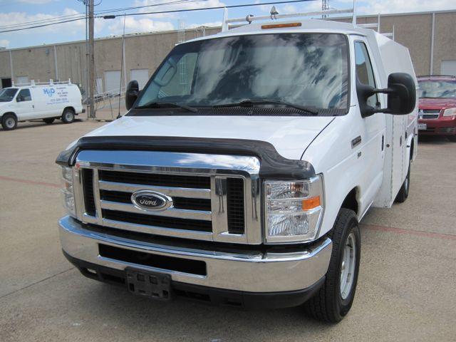2012 Ford E350 KUV by Knapheide 1 Owner, Nav, New Engine/Tires in Plano Texas, 75074
