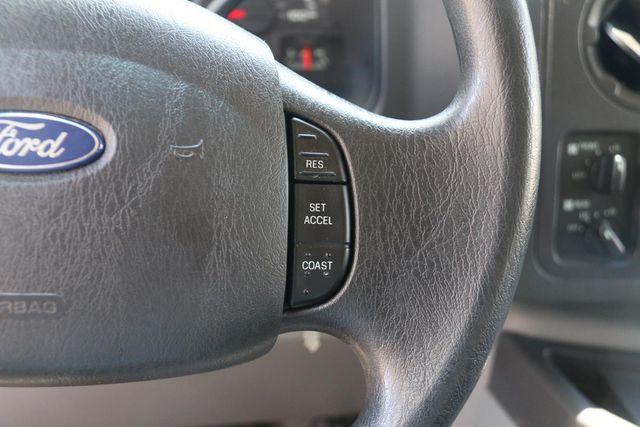 2012 Ford E-Series Wagon XLT Santa Clarita, CA 23