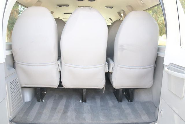 2012 Ford E-Series Wagon XLT Santa Clarita, CA 19