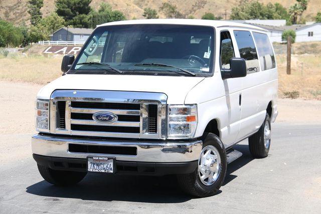 2012 Ford E-Series Wagon XLT Santa Clarita, CA 4