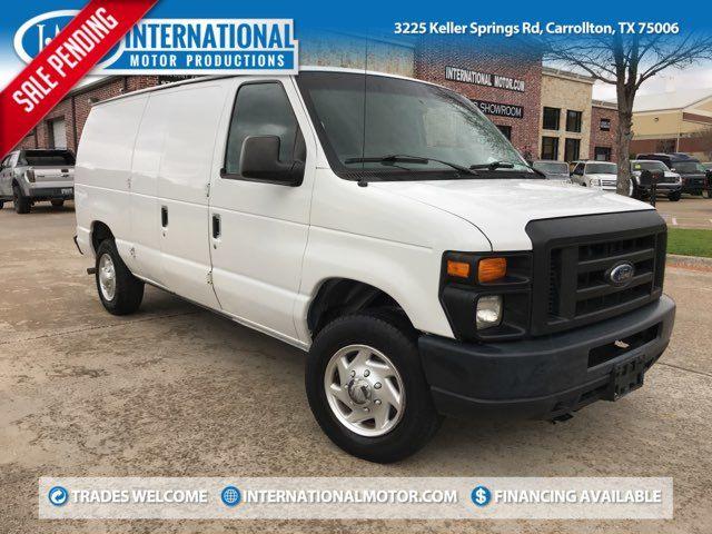 2012 Ford E150 Vans Econoline