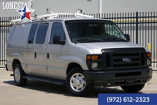 2012 Ford E150 Cargo Van Econoline One Owner Clean Carfax in Plano Texas, 75093