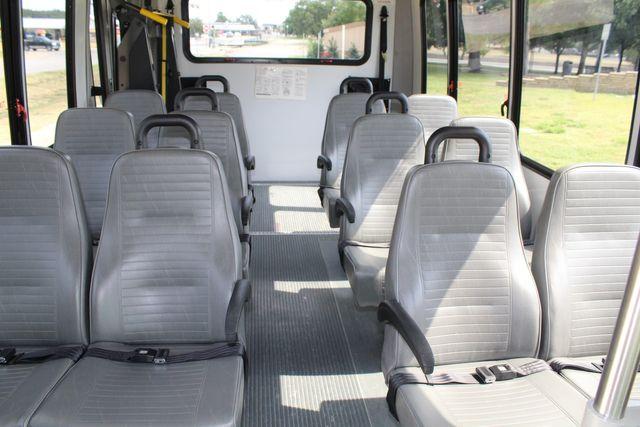 2012 Ford E350 13 Passenger Low Miles Elkhart Coach Shuttle Bus W/Lift Irving, Texas 13
