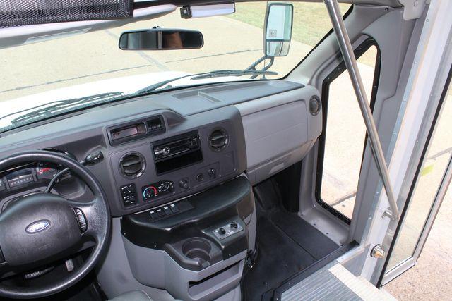 2012 Ford E350 13 Passenger Low Miles Elkhart Coach Shuttle Bus W/Lift Irving, Texas 35