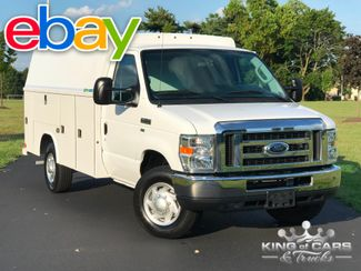 2012 Ford E350 READING KUV SERVICE V8 1-OWNER 28k MILES VAN in Woodbury New Jersey, 08096