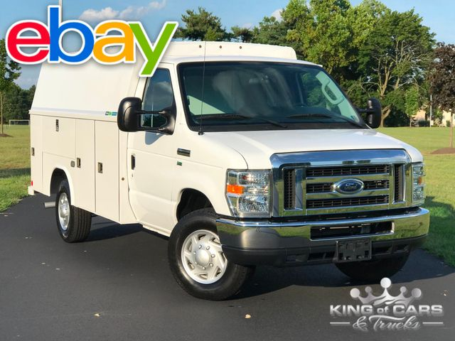 2012 Ford E350 READING KUV SERVICE V8 1-OWNER 28k MILES VAN