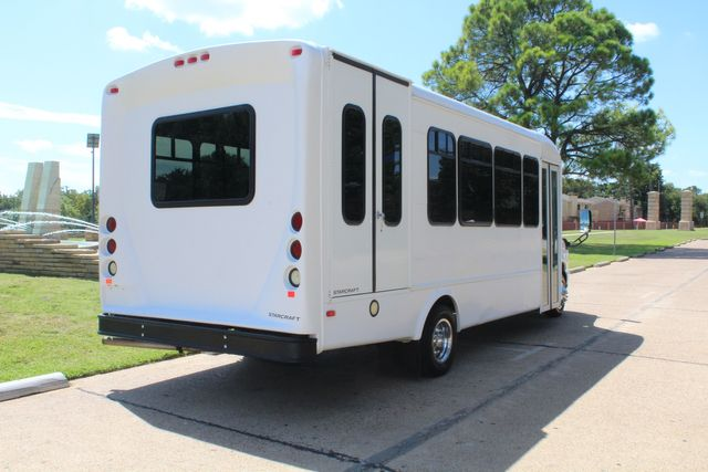 2012 Ford E450 15 Passenger Low Miles Starcraft Shuttle Bus  W/ 5 Wheelchair Spaces Irving, Texas 8