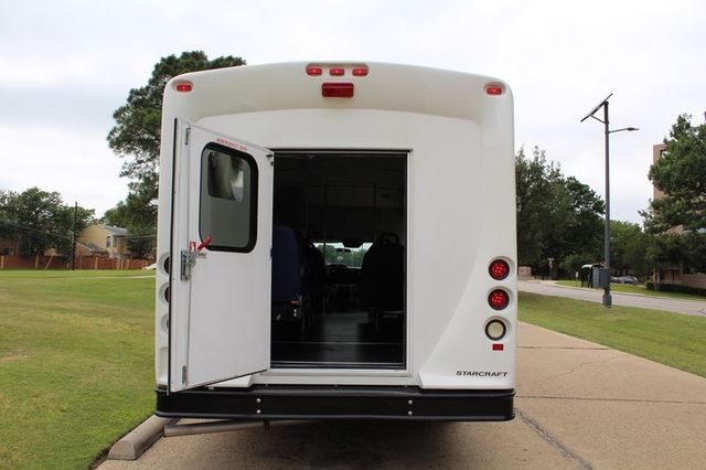 2012 Ford E450 21 Passenger  Starcraft Shuttle Bus W/ Wheelchair Lift Irving, Texas 11