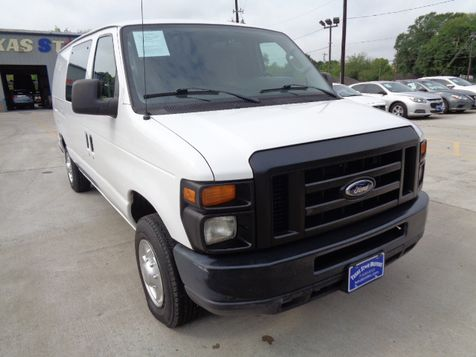 2012 Ford E-Series Cargo Van Commercial in Houston