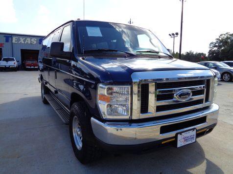 2012 Ford Econoline E350 SUPER DUTY WAGON in Houston