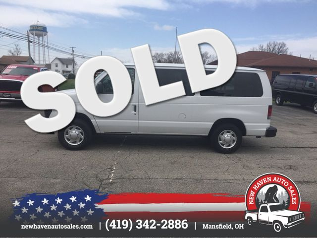 2012 Ford ECONOLINE E150 PASS WAGON in Mansfield, OH 44903
