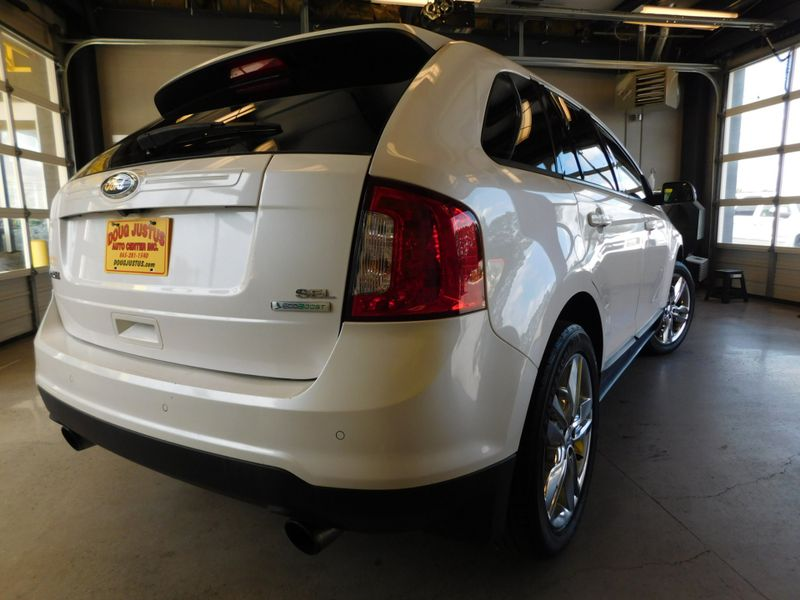 2012 Ford Edge SEL  city TN  Doug Justus Auto Center Inc  in Airport Motor Mile ( Metro Knoxville ), TN